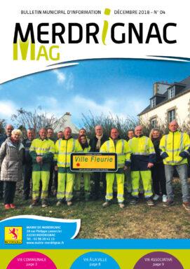 Magazine biannuel de la commune de Merdrignac Décembre 2018
