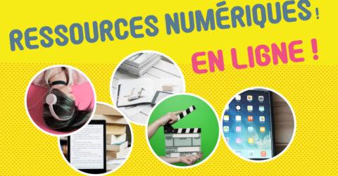 Journée ressources numériques